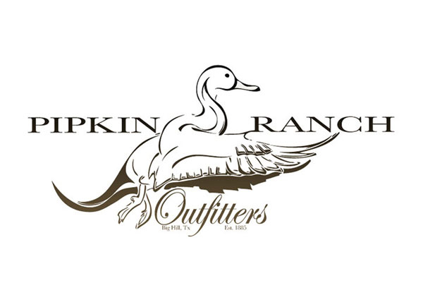 Pintail Duck Hunting Logo Design