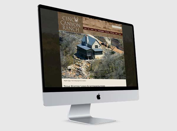 Ranch Web Design