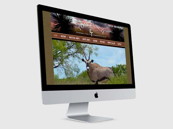 Ranch Web Design