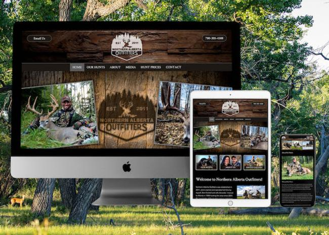 Trophy Whitetail Hunting Website