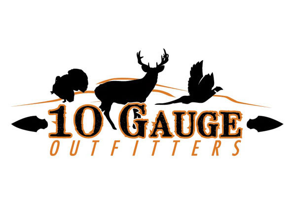 Combo Turkey-Deer-Pheasant Logo Design