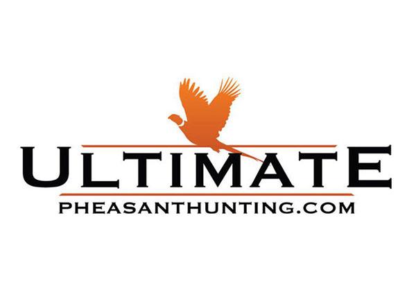 Ultimate Pheasant Hunting Logo Design