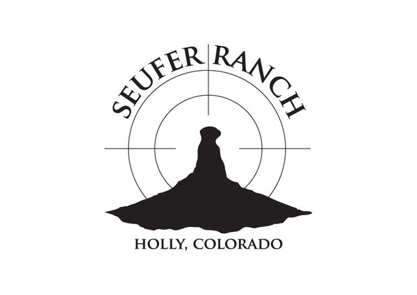 Silhouetted Colorado Varmint Hunting Logo