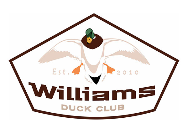 Waterfowl Duck Club Logos