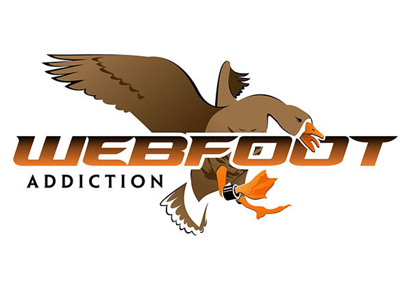 Waterfowl Hunting Logo