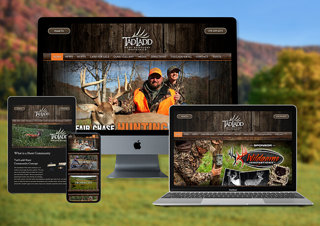 View West Kentucky Whitetail Hunting Websites