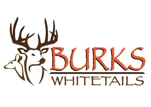 Big Buck Hunting Whitetail Logo Design