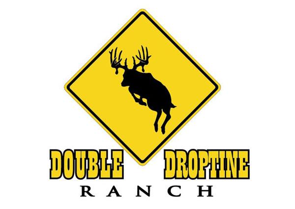 Whitetail Hunting Ranch Logo Design