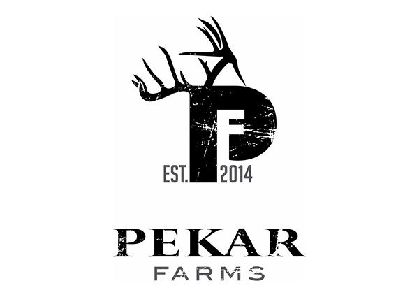 Whitetail Farms Logo Design